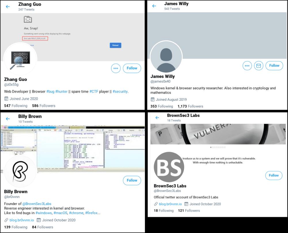 Twitter-Hackers
