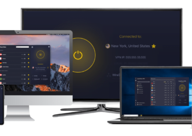 CyberGhost VPN: extreme privacy thanks to the NoSpy Data Center