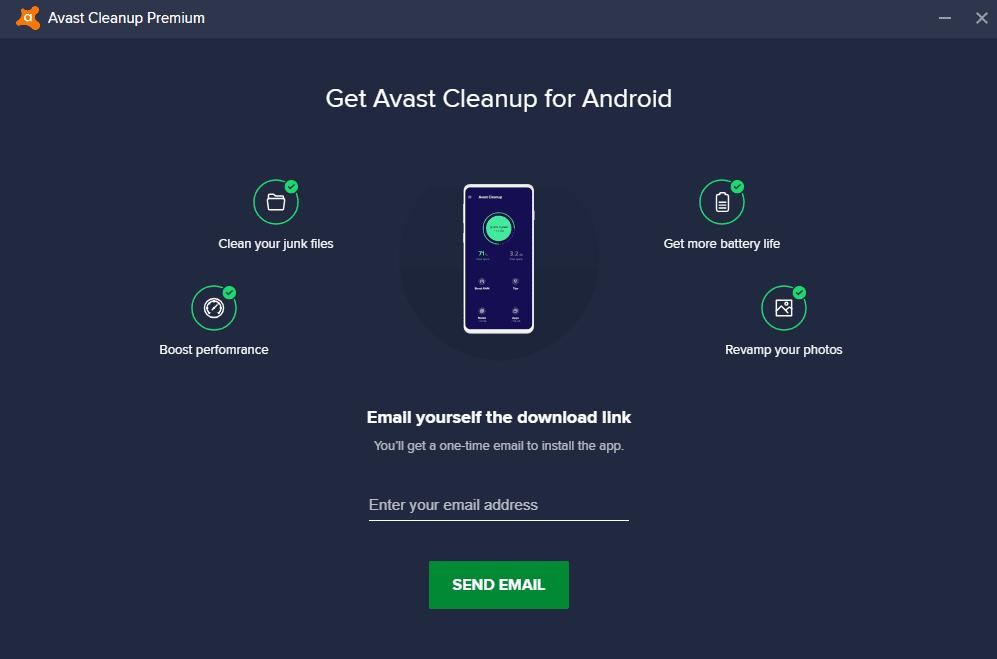 Avast antivirus interface 17