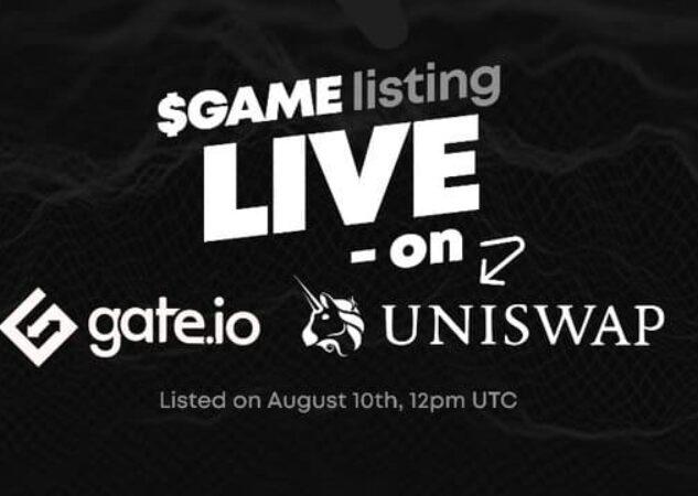 Gamestarter $GAME, la nouvelle platerforme de financement de jeux NFT indépendants