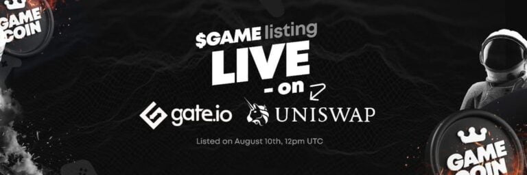 Read more about the article Gamestarter $GAME, the New Platform for Independent NFT Games Crowdfunding