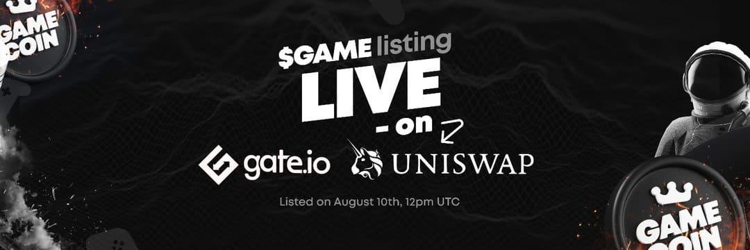 You are currently viewing Gamestarter $GAME, la nouvelle platerforme de financement de jeux NFT indépendants